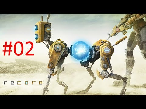 Let's Play ReCore #2 | Wo ist mein Crawler?
