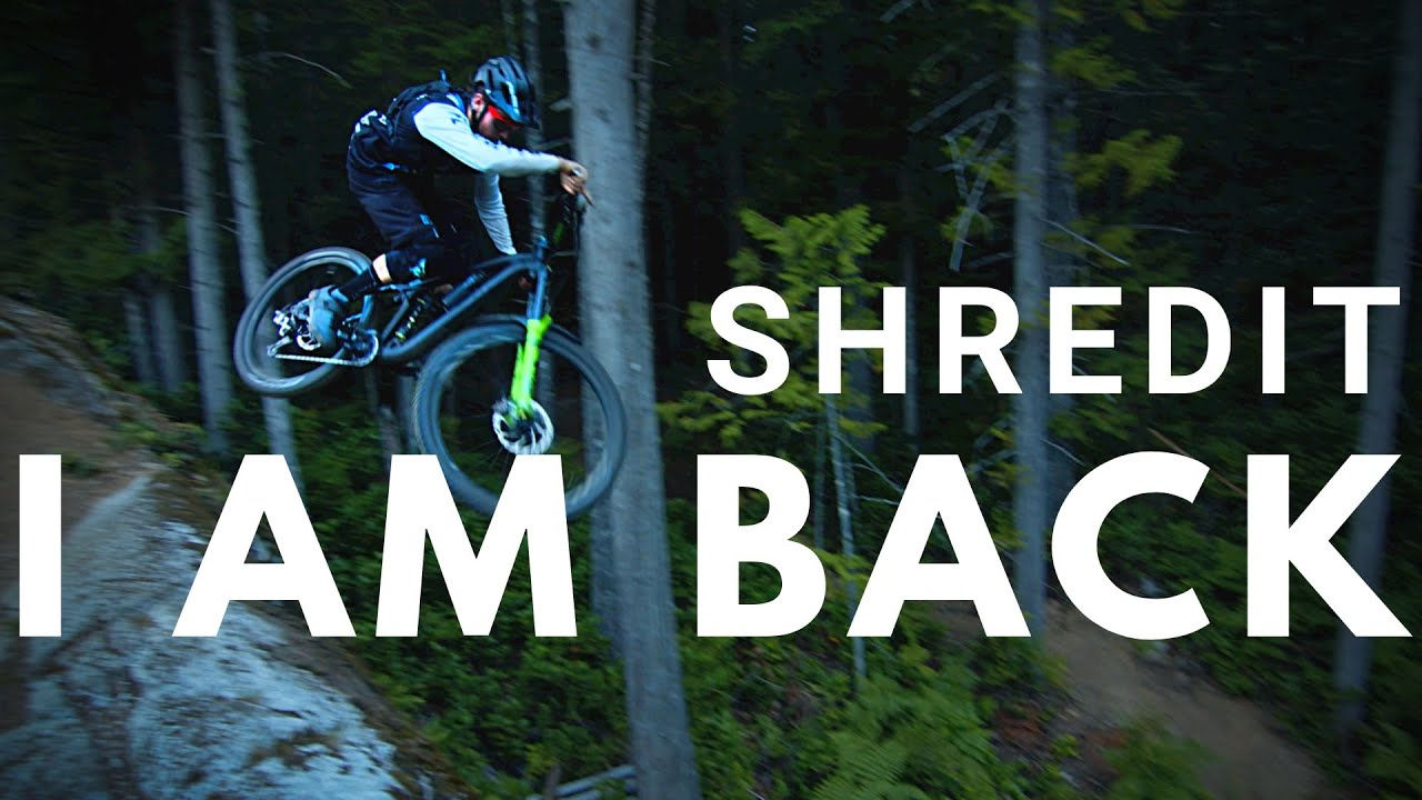 Remy Metailler Smashes Squamish Mountain Bike Trails