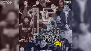 FusionMC 15th Anniv. Mixtape ► .stance ◄ DJ Krops
