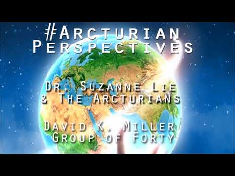 Arcturian Perspectives: Rebalance Earth with Planetary Healing