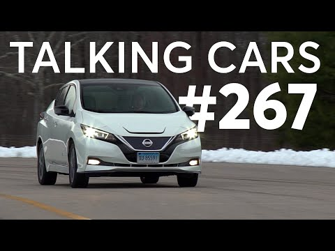 How To Get the Best Car Loan;2020 Nissan Leaf Plus Test Results| Talking Cars #267