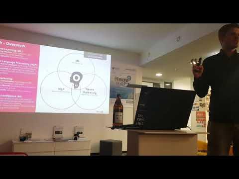 NLP Meetup Berlin - Wikipedia Disambiguation + SPINE autoencoders for word embeddings - NEURO FLASH