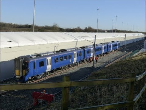 """ NEW ""385 ASRs outside Hitachi Factory 8/11/17"