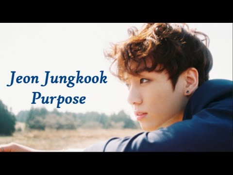 BTS JUNGKOOK - PURPOSE cover [Lyric Video]