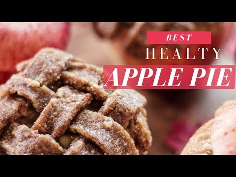 Best Healthy Apple Pie