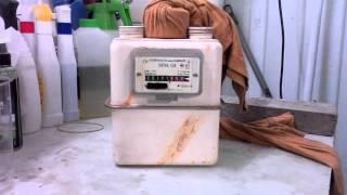 КАК НАС РАЗВОДЯТ. Счётчик газа невозможно остановить неодимовым магнитом(газдевайс NPM G 4)