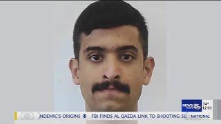 FBI finds link between NAS Pensacola gunman and an al-Qaida operative