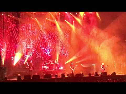Slayer Live In Athens @O.A.K.A. 13th Of July 2019
