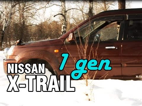 Nissan X-Trail, 2001, QR20DE, 140 hp, 4WD - краткий обзор