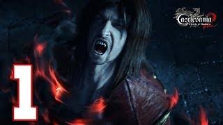 Let's Play Castlevania Lords of Shadow 2 Gameplay Deutsch - Part 1 - German Walkthrough