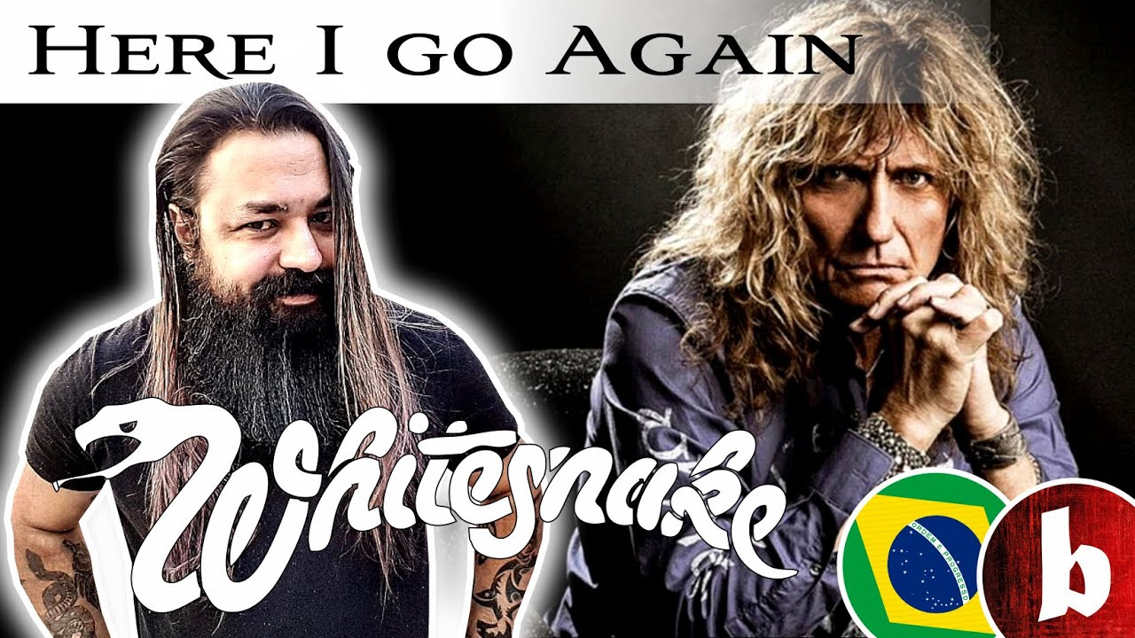 WHITESNAKE - Here I Go Again by Fabricio BamBam (acoustic version)
