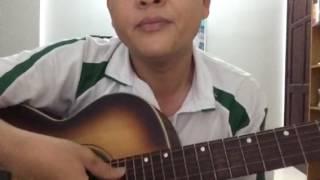 Giã Từ Trong Cơn Mưa - guitar cover