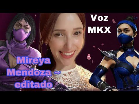 Si Mileena y Kitana tuvieran la voz de MKX en MK11 (Mireya Mendoza) 🐉