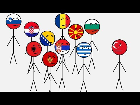 The Balkans History: Why Do They All Hate Each Other!?
