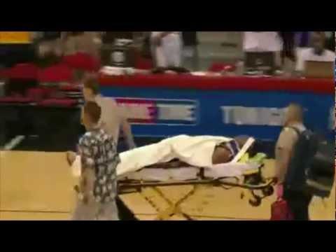 Nolan Smith Concussion : Head Injury Summer League NBA
