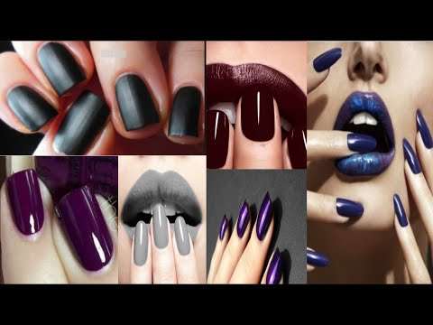 Colores de moda en esmaltes de u as youtube - Colores de moda para unas ...