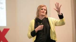 Creating towns by learning from natural ecosystems: Shannon Royden-Turner at TEDxPrinceAlbert