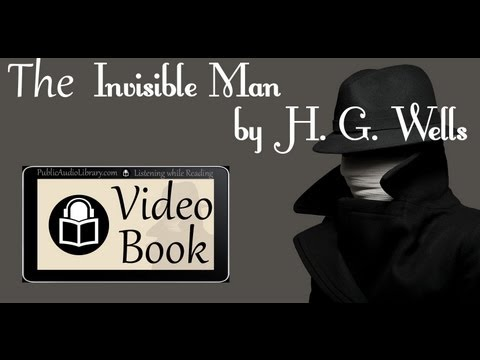 The Invisible Man by H. G. Wells, Complete unabridged audiobook