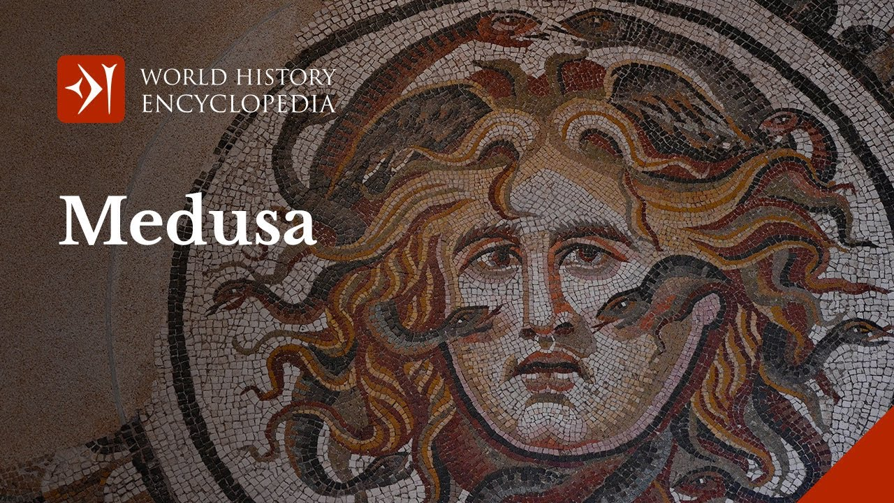 Medusa Ancient History Encyclopedia