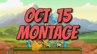 Konisbored Best of October 2015 Moments Montage