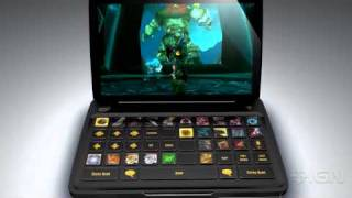Razer Switchblade Trailer