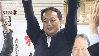 【参院選】島村大氏(自民:現)が神奈川で当選(19/07/21)