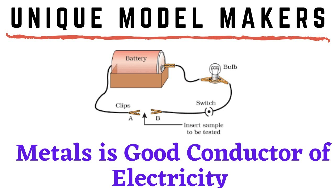 Is brass a good conductor of electricity?