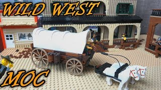 BUILDING AN OLD WEST PROVISIONS WAGON!