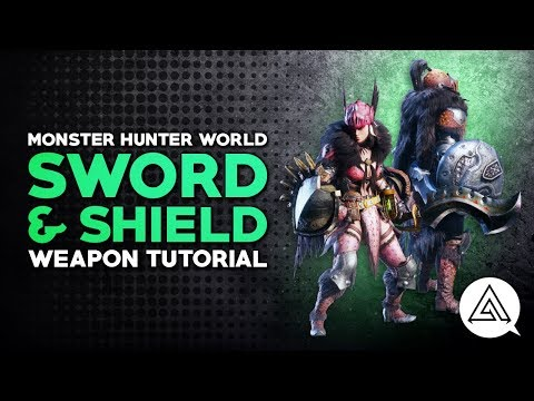 Monster Hunter World | Sword & Shield Tutorial thumbnail