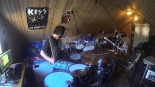 Jay Smith - Like A Prayer (Madonna) (Drum Cover) (HD)