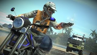 MotorStorm: Pacific Rift Gameplay