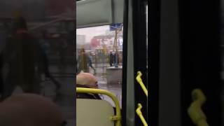 Драка болельщиков Спартака и Зенита