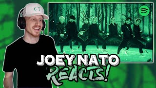 Joey Nato Reacts to BTS - Black Swan (Spotify Version)