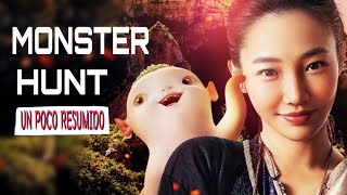 🟠RESUMIENDO MONSTER HUNT | UN RESUMEN DE... #3