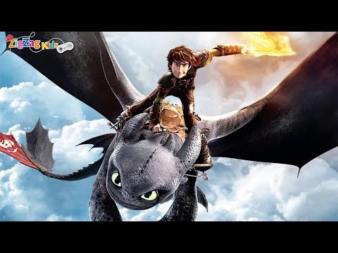 How To Train Your Dragon | Full Movie Game | ZigZag Kids HD