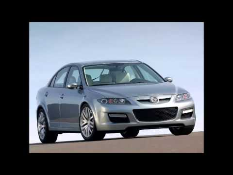 2002 Mazda 6 MPS Concept - YouTube