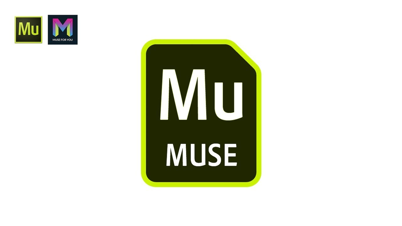 Images of Adobe Muse Icon - #rock-cafe