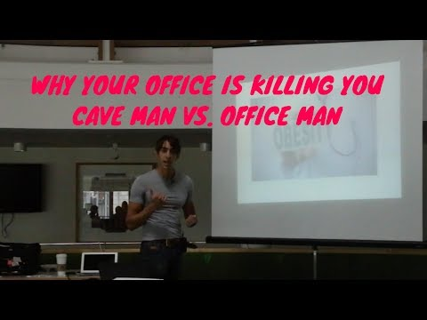 Your Office is Killing You (Wellbeing at work and Office health tips)