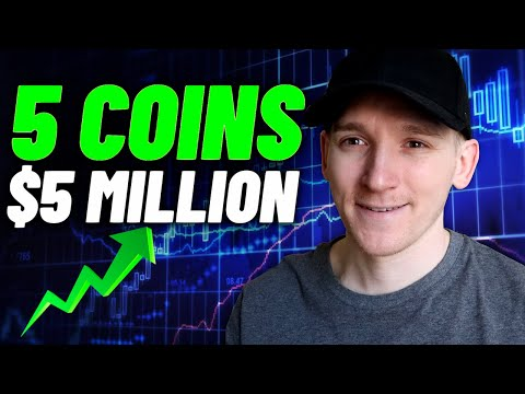 5 Best Altcoins To $5 Million (Altcoins 2021)
