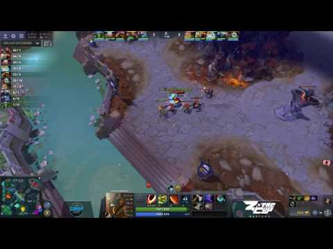 ALLIANCE vs PENTA SPORTS - JUEGO 2- ZOTAC CUP CLASIFICATORIA