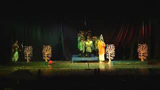 Ekalavya - Mahabharatha Fabulous Drama By Students of Purna Chetana Public School - Part 2