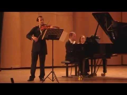 Beethoven Sonata no 9 op 47 'Kreutzer' Haik Kazazyan & Andrei Korobeinikov