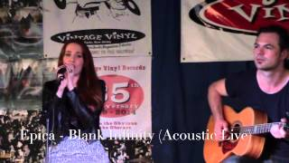 Epica - Blank Infinity (Acoustic Live)