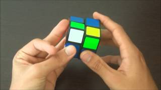 Como montar o cubo 2x2 - Método Avançado (Parte 1 - CLL)