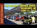 Mercury Cougar Show, Dearborn, MI, June 11, 2017