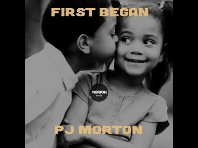 pj-morton-first-began-cover-vantoine-lael