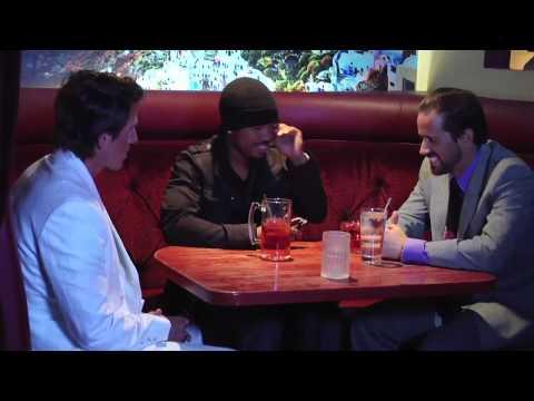 Tony Royster Jr. Behind the Scenes in MOVIE Miami Vice Los Angeles