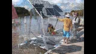 Torqeedo Australia (solar catamaran)