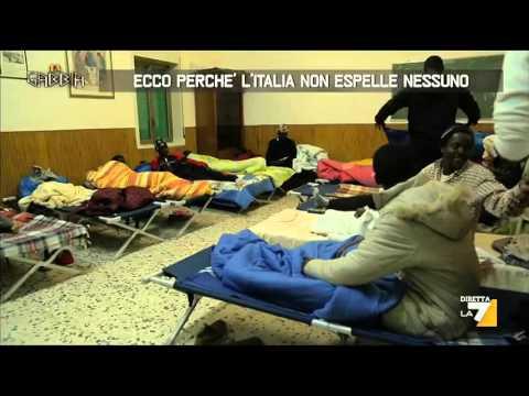 Ecco perchè l'Italia non espelle nessuno