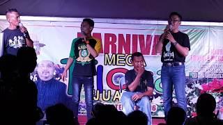 Yabang Khalifah (ft. Joe) - Assalamualaikum Ustazah live Tasek Gelugor 2016